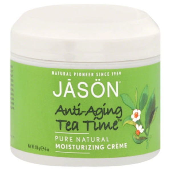 Jason Anti-Aging Tea Time Moisturizing Creme