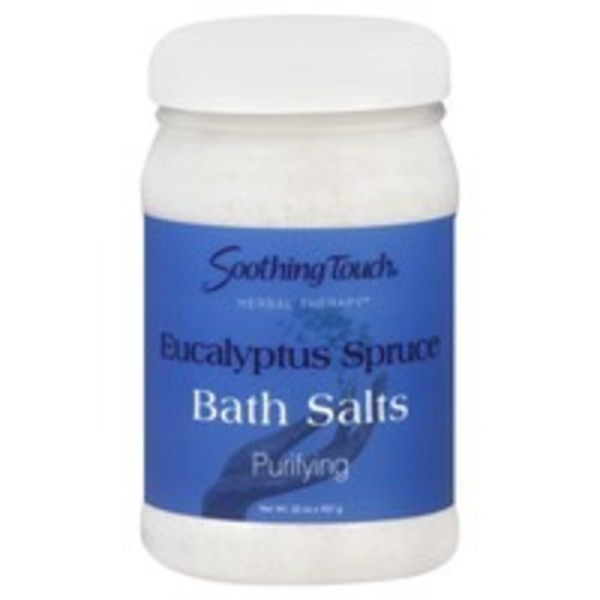 Soothing Touch Eucalyptus Spruce Bath Salt