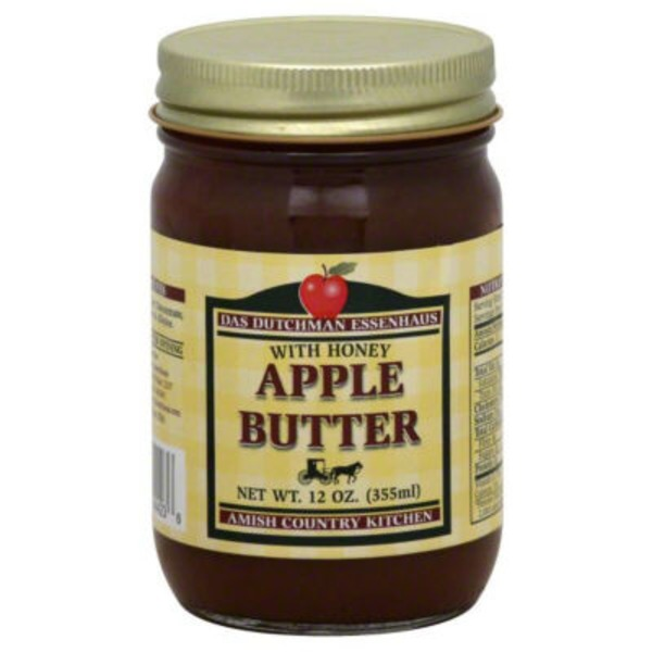 Essenhaus Apple Butter With Honey
