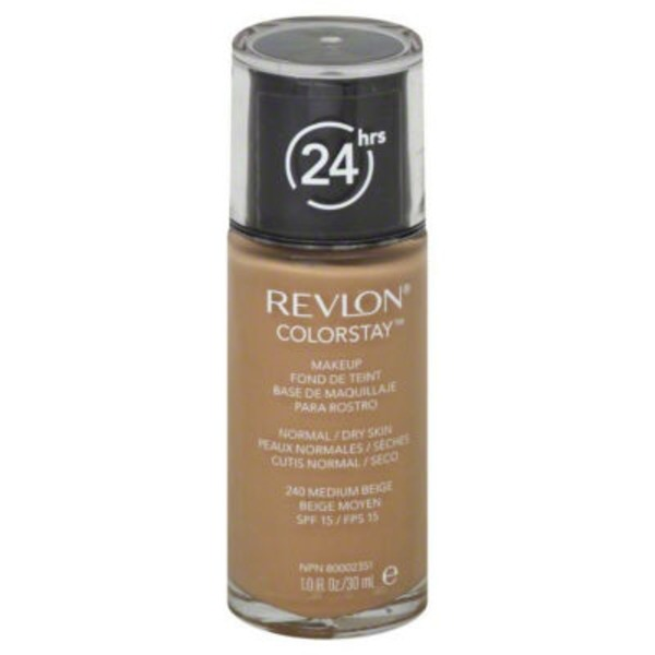 Revlon ColorStay Makeup For Normal/Dry Skin - Medium Beige