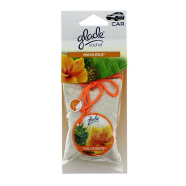 Glade Hawaiian Breeze Car Sachet