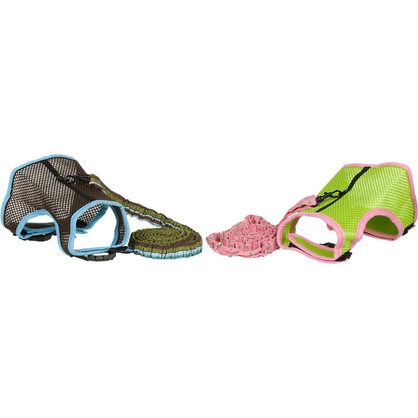 Super Pet Comfort Harness & Stretchy Stroller