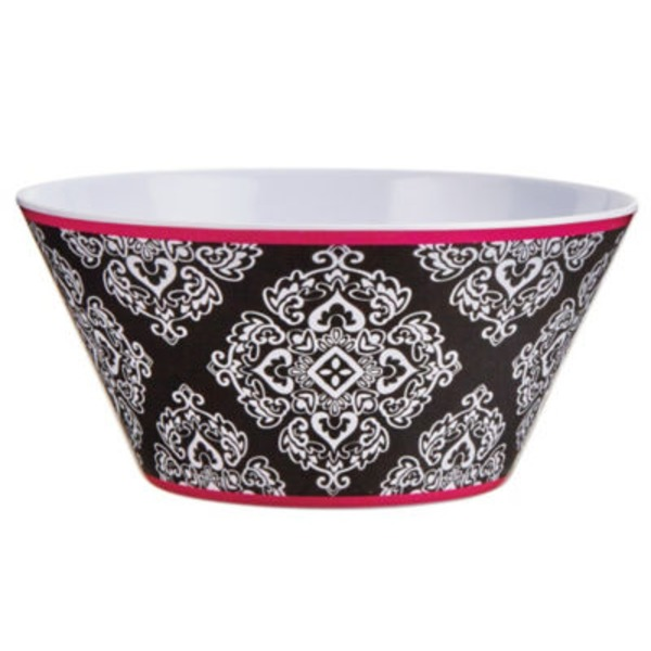 All About U Assorted Designs & Colors Graphic Bowl
