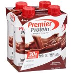 Premier Protein Shake, 30 Grams of Protein, Chocolate, 11 Oz, 4 Ct