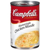 Campbell's Homestyle Chicken Noodle Condensed Soup