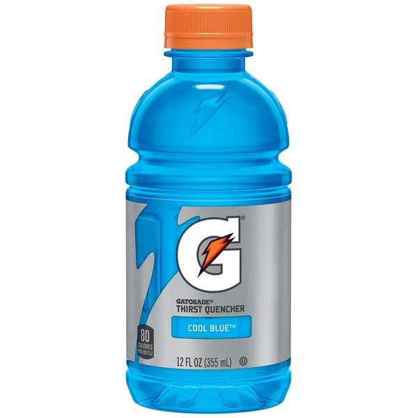 Gatorade G Series Performance Cool Blue Sports Drink