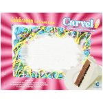 Carvel Celebration Ice Cream Cake, 80 oz
