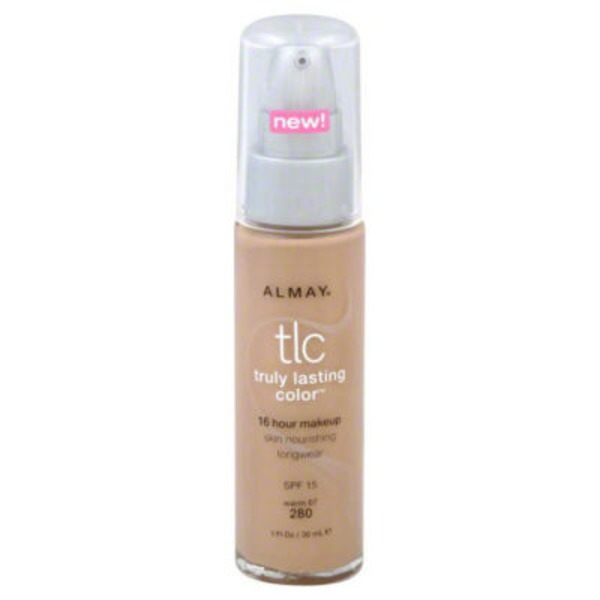 Almay Truly Lasting Makeup - Warm 07 280
