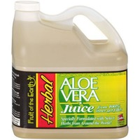 Fruit of the Earth Natural Aloe Vera Herbal Juice