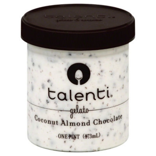 Talenti Coconut Almond Chocolate Gelato