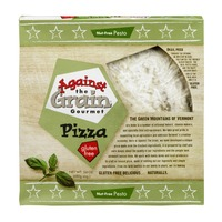 Against The Grain Gourmet Gourmet Pizza Nut-Free Pesto Gluten Free