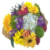 National Whole Trade Bouquet Spring Medley
