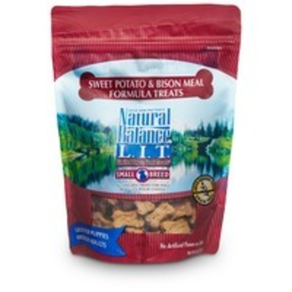 Natural Balance Sweet Potato and Bison Formula Limited Ingredient Dog Treats
