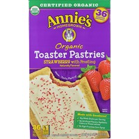 Annie's Homegrown Organic Toaster Pastries