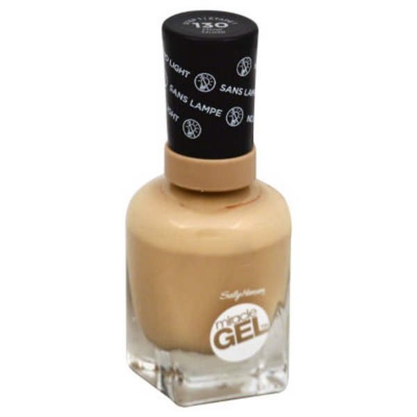 Sally Hansen Miracle Gel Nail Polish - How Nude 130