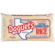 Extra Fancy Enriched Medium Grain Rice, 48 oz