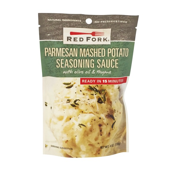 Red Fork Parmesan Mashed Potato Seasoning Sauce