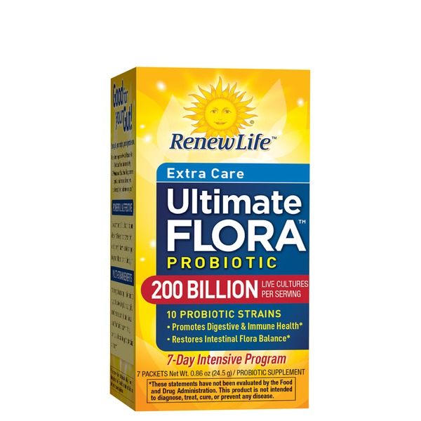 Ultimate Flora Ultimate Flora Extra Care Probiotic 200 Billion