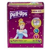 Pull Ups Night Time for Girls 3T-4T Training Pants