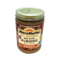 Maranatha All Natural No Stir Almond Butter Creamy