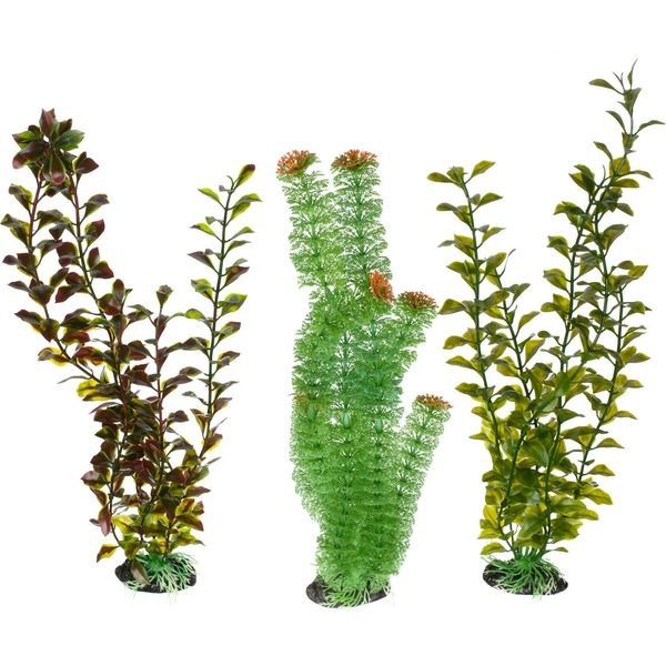 Petco Super Background Plastic Aquarium Plant