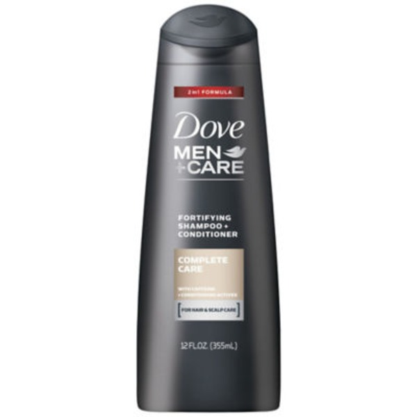 Dove Men+Care Complete Care 2 in 1 Shampoo