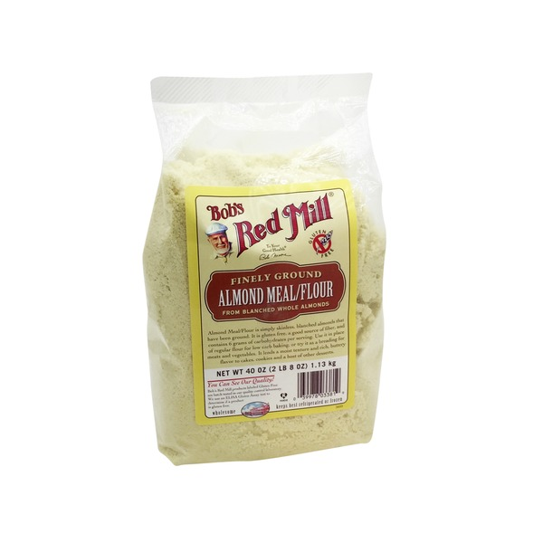 Bob's Red Mill Almond Meal/Flour Finely Ground