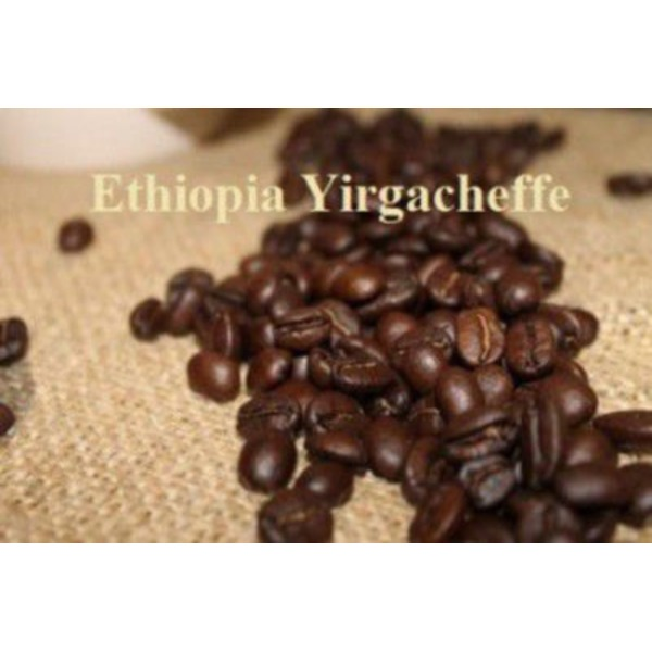 Independence Coffee Co Eithiopian Yirgacheffe Whole Bean Coffee