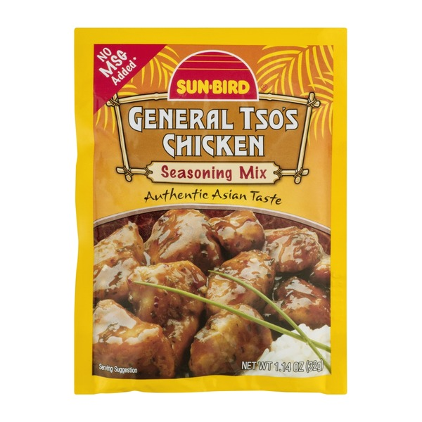 Sun-Bird Sun-Bird General Tso's Chicken Seasoning Mix