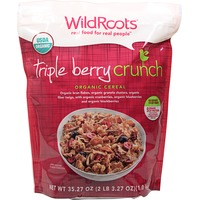 Wildroots Organic Triple Berry Crunch Cereal