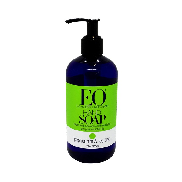 EO Peppermint & Tea Tree Liquid Hand Soap