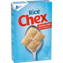 Rice Chex Cereal, Gluten-Free Cereal, 12 oz, 12.0 OZ