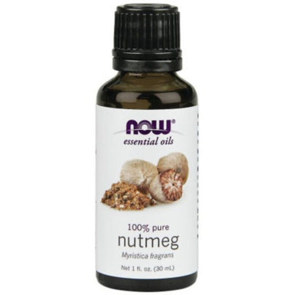 Now Nutmeg Oil Pure