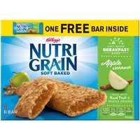 Kellogg's Nutri-Grain Soft Baked Apple Cinnamon Breakfast Bars