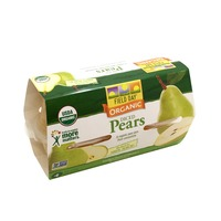 Field Day Organic Diced Pears