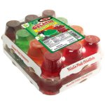 Jilly's Gelatin Sugar-Free Variety ct: Black-Cherry, Orange, Lemon-Lime, Strawberry, 3.25 oz, 24 ct