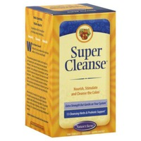 Nature's Secret Super Cleanse Dietary Supplement Tablets - 100 CT