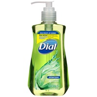 Dial Liquid Hand Soap Aloe Antibacterial with Moisturizer Hand Soap