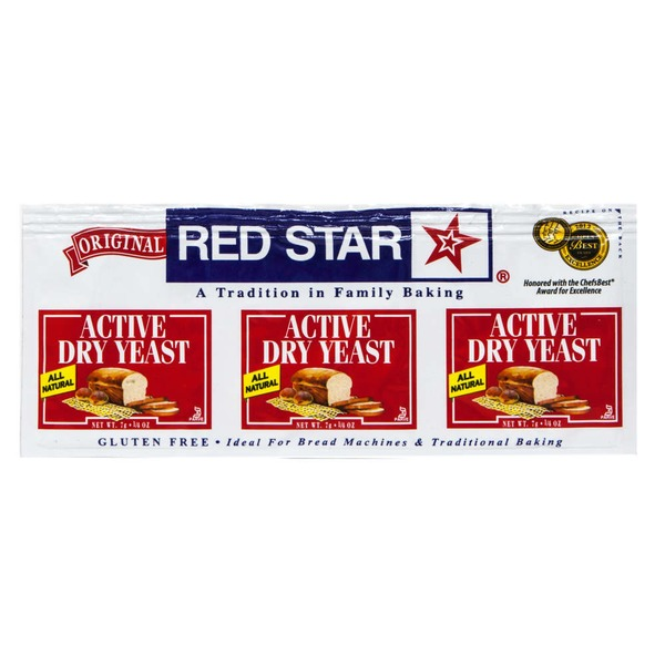 Red Star Yeast Active Dry Yeast
