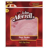 John Morrell Dinner Ham Steaks Specialty Cuts