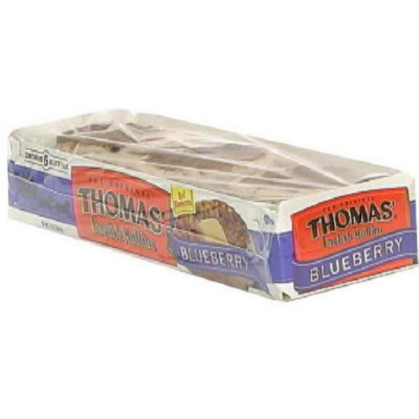 Thomas Blueberry English Muffins