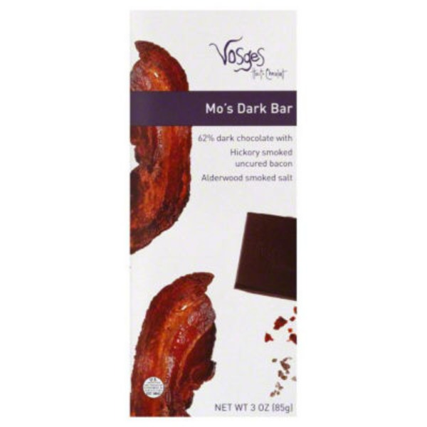 Vosges Mo's Dark Chocolate Bar