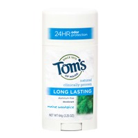 Tom's Of Maine Deodorant, Long Lasting, Maine Woodspice