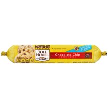 Nestle TOLL HOUSE Chocolate Chip Cookie Dough 16.5 oz. Chub