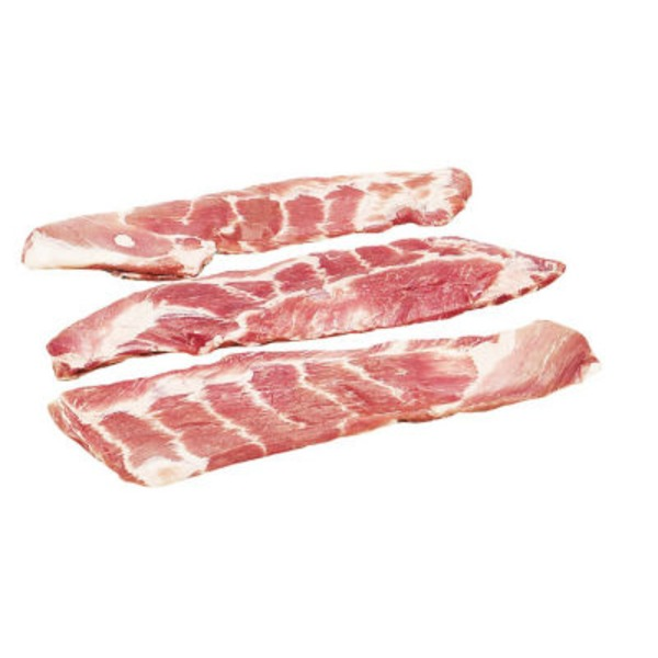 H-E-B Pork Brisket Strips Bone In