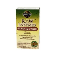 Garden of Life Raw Enzymes For Women 50 & Wiser