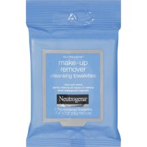 Neutrogena Makeup Remover Cleansing Towelettes & Wipes, Travel Size,7 Ct
