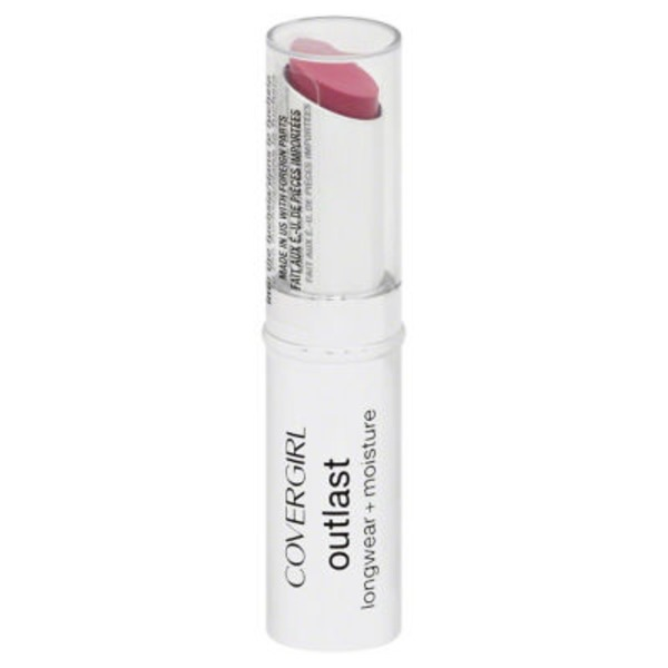 CoverGirl Outlast COVERGIRL Outlast Longwear Lipstick Into the Fuchsia .12 oz (3.4 g) Female Cosmetics