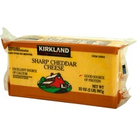 Kirkland Signature Sharp Cheddar Cheese Block