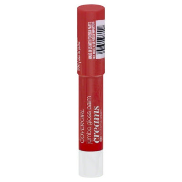 CoverGirl Colorlicious COVERGIRL Colorlicious Jumbo Gloss Balm Creams, Nectarine Dream .11 oz (3.2 g) Female Cosmetics